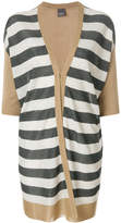 Lorena Antoniazzi striped body cardigan