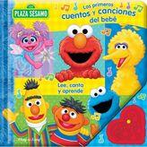 """Sesame Street Sesame Street%reg; """"Los Primeros Cuentos y Canciones del Bebé"""" Play-a-Song Book (Spanish)"""