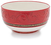 Fitz & Floyd Damask Holiday Cereal Bowl