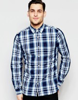 Jack Wills Check Shirt in Classic Regular Fit