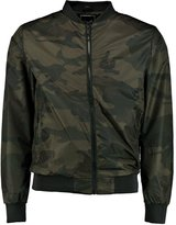 Momo Fashions Mens Camouflage Bomber Jacket Size Small to XL (XL, )