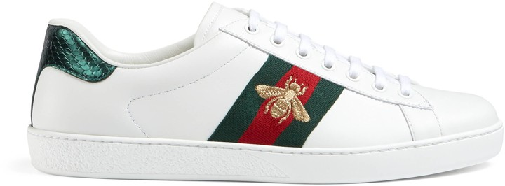 Gucci Men's Ace embroidered sneaker