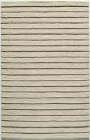 Momeni Rugs METROMT-23IVY80B0 Metro Collection, 100% Wool Hand Loomed Contemporary Area Rug, 8' x 11'