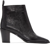 Acne Studios Black Loma Ankle Boot