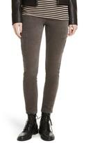 Vince Women's Skinny Corduroy Cargo Pants