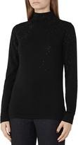 Reiss Souli Sparkle-Knit Sweater