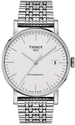 Tissot Everytime Swissmatic - T1094071103100 (Silver/Grey) Watches