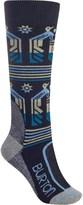 Burton Trillium Snowboard Socks - NanoGLIDE-Merino Wool, Over the Calf (For Women)