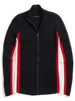 Tommy Hilfiger Front Zip Sweater