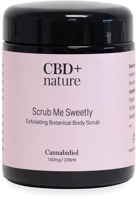 Cbd + Nature 8 oz. Scrub Me Sweetly