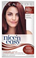 Clairol Nice 'N Easy Hair Color - 4BG Natural Dark Burgundy - 1 Kit
