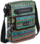 Sakroots Women's Artist Circle Small Flap Messenger Bag