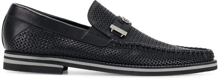 Baldinini slip-on logo loafers
