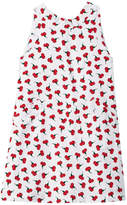 Oscar de la Renta Girls' Carnation Bud Dress