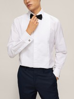 Smyth & Gibson Non Iron Marcella Contemporary Fit Dress Shirt, White