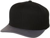 Flexfit Flex Fit Onfield Wool Blend Snapback Cap Grey