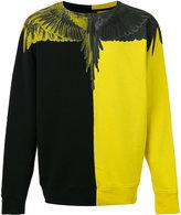 Marcelo Burlon County of Milan printed sweatshirt - men - Cotton - L