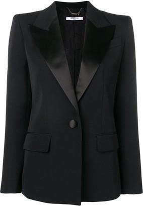 Givenchy structured shoulder blazer