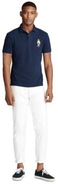 Polo Ralph Lauren Men's Custom Slim-Fit Bear Polo