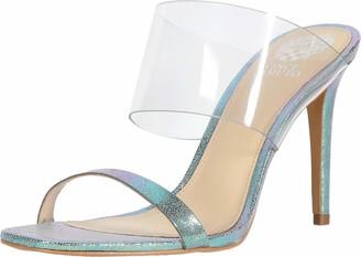Vince Camuto womens Ashta High Heel Sandal Mule