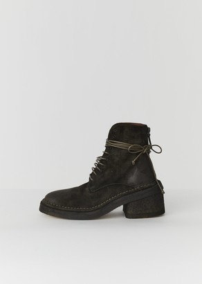 Marsèll Burraccio Suede Lace Up Boots