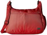 Pacsafe Daysafe Anti-Theft Crossbody Bag (Baked Apple) Cross Body Handbags