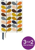 Orla Kiely A5 Notebook - Multi Stem