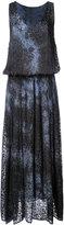 Raquel Allegra leopard print dress