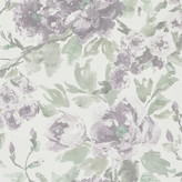 Designers Guild Shanghai Garden Wallpaper - PDG649/05 Heather