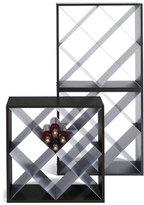 Qube Wine Rack by Umbra