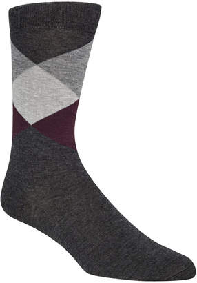 Cole Haan Men Diamond Crew Socks