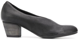 Officine Creative Round Toe Tapered Heel Pumps