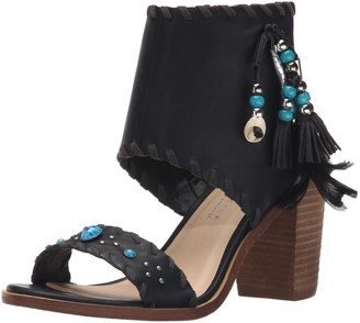 Very Volatile Women's Boho Heeled Sandal