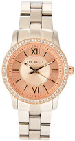 Ted Baker 10015167 Silver-Tone & Rose Gold-Tone Watch