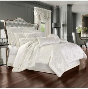 J Queen New York J Queen Cordelia Queen 4pc. Comforter Set Bedding
