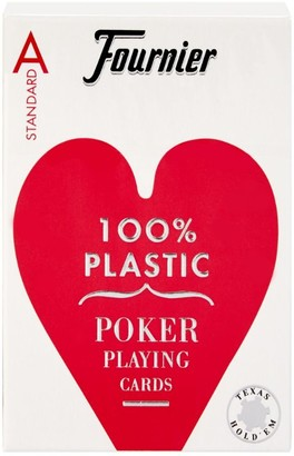 Fournier Poker Playing Cards