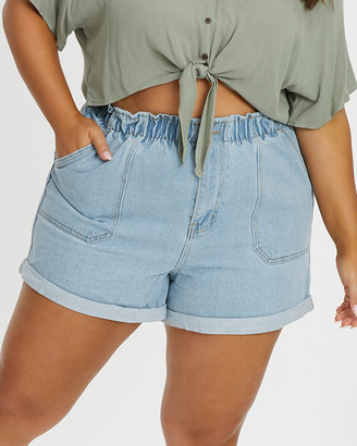 You & All Paperbag Shorts