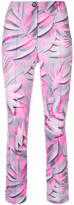 Marc Cain printed cropped trousers