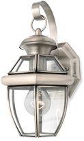 Quoizel Newbury Pewter Outdoor Coach Light