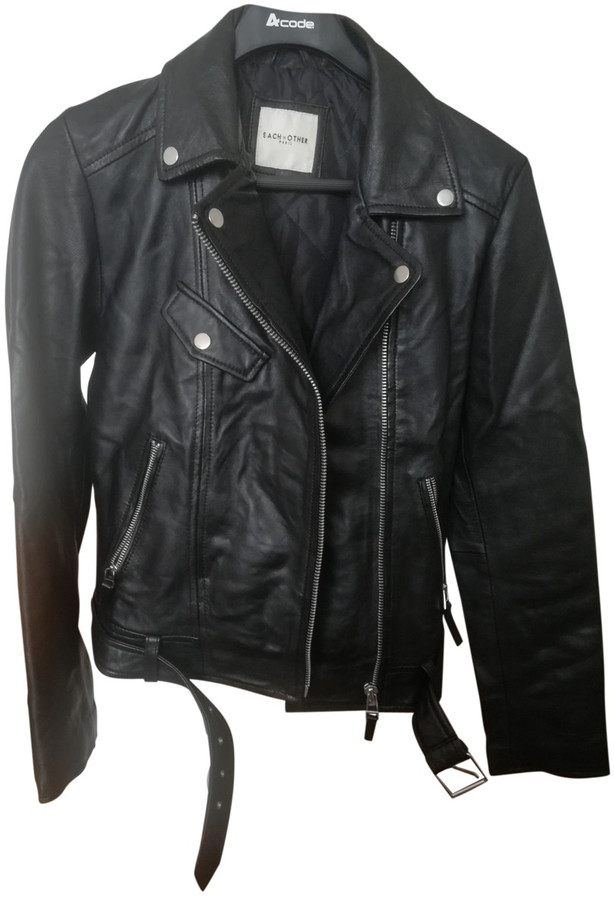 Each X Other Women S Leather Jackets Shop The World S Largest Collection Of Fashion Shopstyle