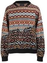 Alanui Wool-blend jumper