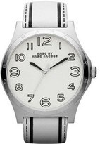 Marc Jacobs Women's MBM1230 Analog Quartz White Watch