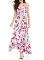 Free People Garden Party Floral Print Maxi Dress