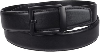 Weatherproof Men's Adjustable Comfort Fit Trackless Slide Belt
