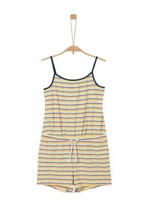 s.Oliver Junior Girl's Jumpsuit Shorts