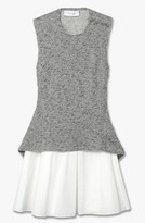 Derek Lam Dress With Flared Skirt