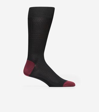 Cole Haan 3D Graphic Crew Socks