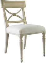 Ave Home Aria Dining Chair, Swedish White