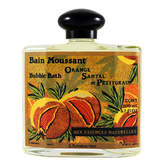 L'Aromarine Orange Santal et Petitgrain Bubble Bath by Outremer, formerly 6.7floz Bubble Bath)