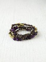 Free People Gypsy Junkies Luca Wrap Bracelet
